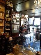 De apotheek in Haworth.