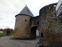 Stadspoort van Rodemack.