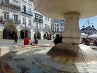 Praça do Giraldo.