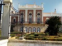 Gevel, Palacio Estoi.