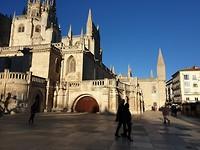 Nog meer kerk in Burgos