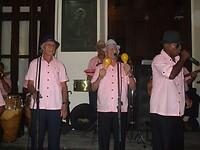 Optreden in café Taberna Havana