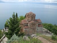 St. Jovan Kaneo, Ohrid