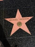 Walk of Fame Michael Jackson