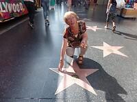 Walk of Fame Harrison Ford