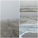 Mist op ut strand