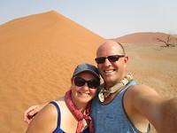 We zijn bijna op Dune 45 geweest ;o)