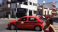 Verkeer in Salta: voorrang van rechts, of toch niet?
