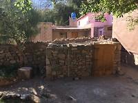 Posada de Luz: let op de muurtjes...