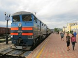 Transsiberia Express