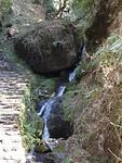 Waterval Tadapani naar Ghandruk
