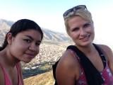 Samen met Lychelle