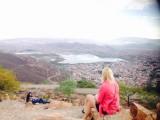 Bezoek aan de Cristo, Cochabamba