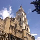 Één van de vele mooie kerken