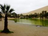 Huacachina woestijn