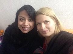 Met Claudia