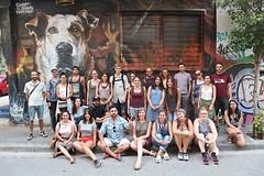 Groep van de zomerschool