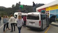 Onderweg naar Quetzaltenango