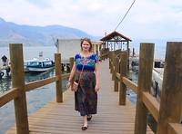 In de haven van San Juan