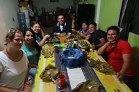 Gastfamilie San Juan