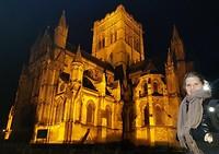 Norwich, één van de vele kerken