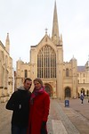 Norwich met Bryan