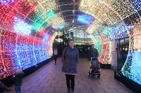 Light tunnels
