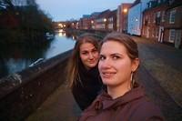 Norwich met Christine