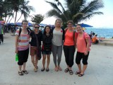 Rebecca, Liz, Ellen, Kellie & Nelske
