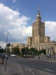 Kulturpaleis, Warschau