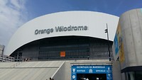 Stadion van Olympique de Marseille