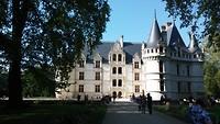Chateau d'Azay-Le Rideau