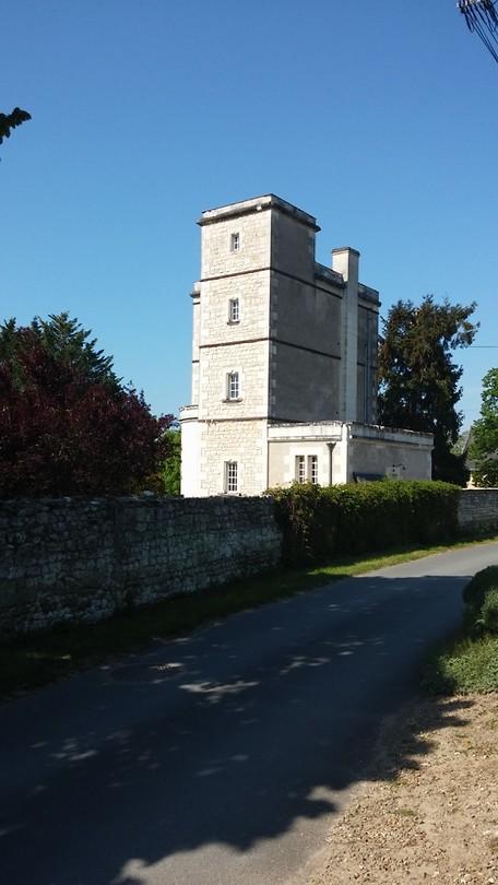 De kasteeltoren