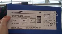 De nieuwe vlucht naar Port Elizabeth