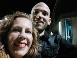 Rianne en Jan