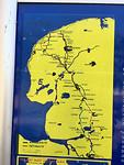 route santiago vanuit friesland