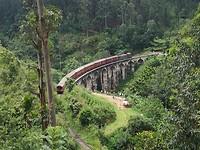 Nine archer bridge