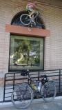 Pantani fietst nog steeds....