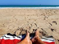 Valencia, strandje!!!
