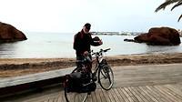 Bolnuevo, lekker fietsen