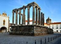 Evora Griekse tempel