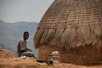 Onderweg in Swaziland