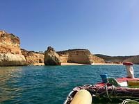 Met het vissersbootje mee op zee