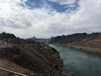 Uitzicht op de Colorado Rivier