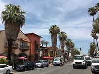 Winkelstraat Palm Springs