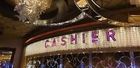 The cosmopolitan...zelfs de kassa is mooi