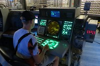 USS Midway, controlroom