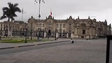 19-7 Lege Plaza de Armas in Lima Stad