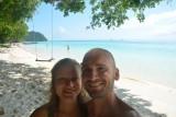 Zon, zee en strand op Ko Rok