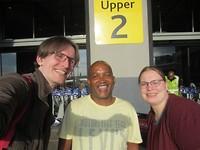 Robert, Lulama en Anneke